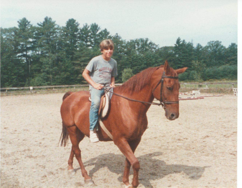 Rob horse 001
