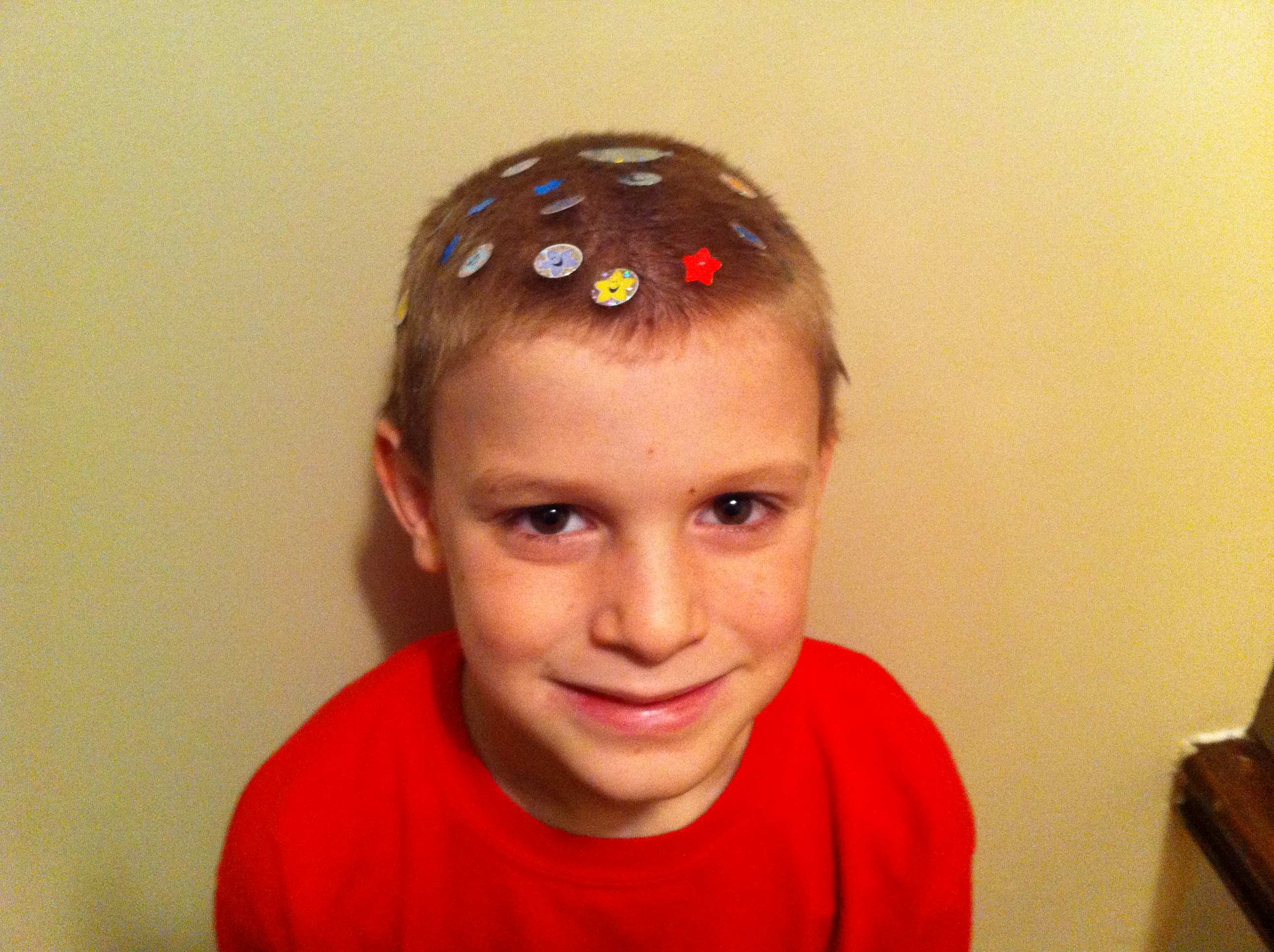 Kids Crazy Hair Day Ideas for Boys