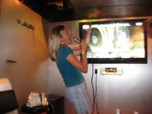 karaokeAmy